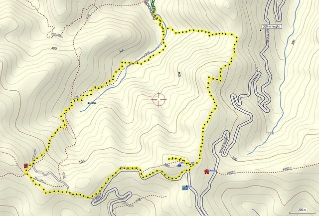 2012-12-15 2012-12-15【新北雙溪】中坑古道、北豹子廚山