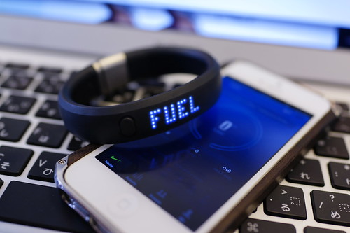 Project 100 2013 - Nike+ Fuel Band (3)
