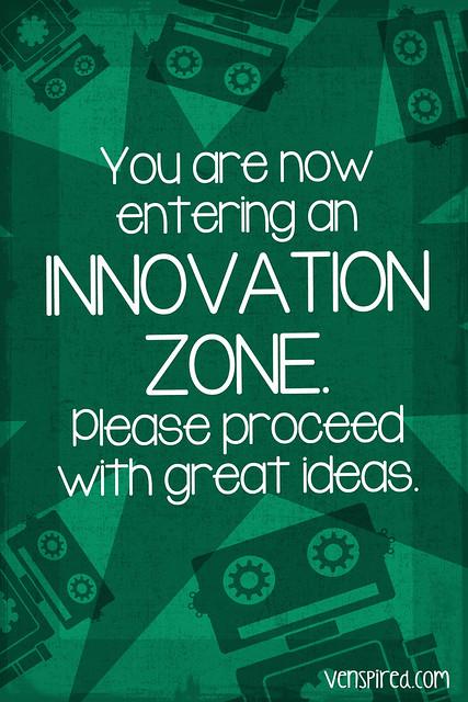 Innovation Zone (12x18) | Flickr - Photo Sharing!