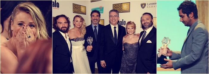 Critics Choice Television Awards 2013