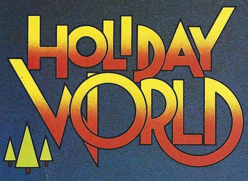 Holiday World logo in 1984 only