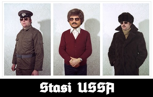 STASI USSA by WilliamBanzai7/Colonel Flick