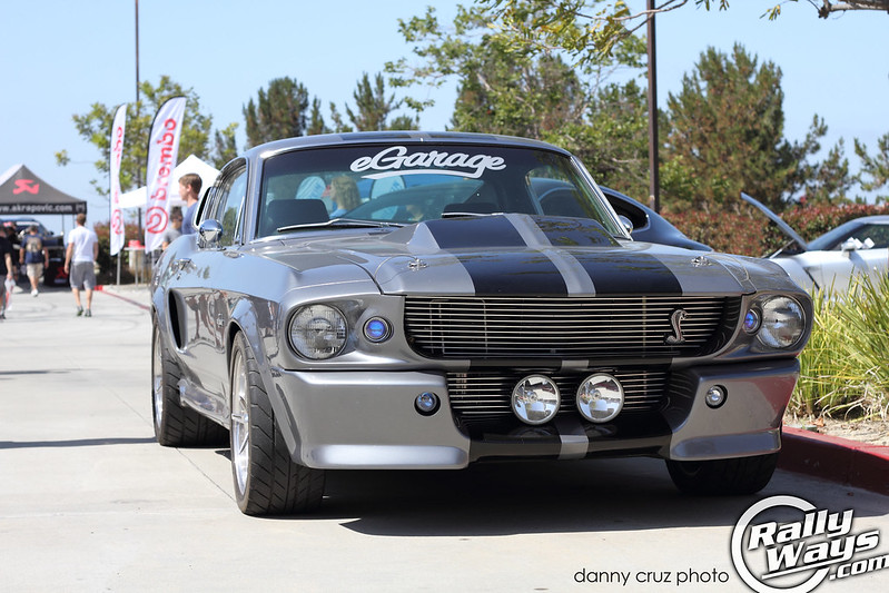 The World's Most Famous Shelby GT500