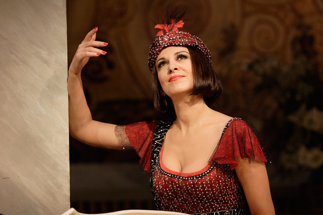 Angela Gheorghiu as Magda de Civry in La rondine © ROH / Catherine Ashmore 2013