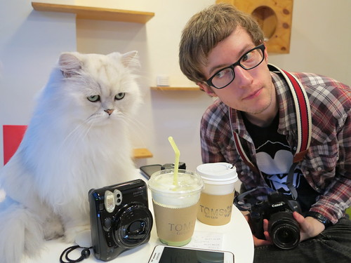 Tom's Cat Cafe
