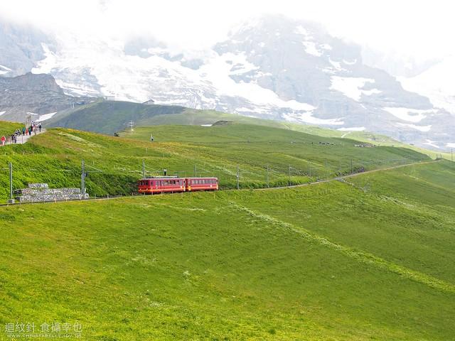 Jungfrau train 少女峰鐵路