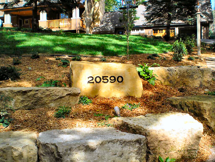 engraving projects hedberg landscape and masonry supplies minnesota