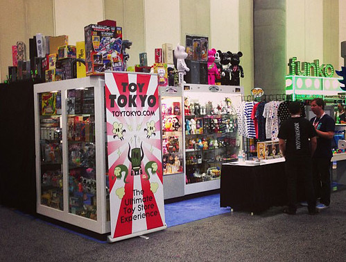 TOY-TOKYO-SDCC2013-BOOTH