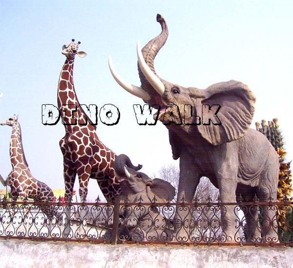 Animated Animal Decoration
