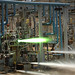 Test Firing of 3-D Printed Part (NASA, Space Launch System, 07/24/13)