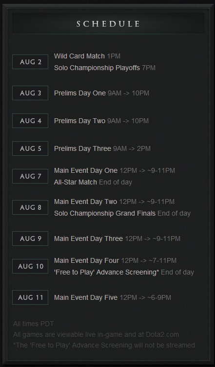 Dota-2-International-3-Schedule