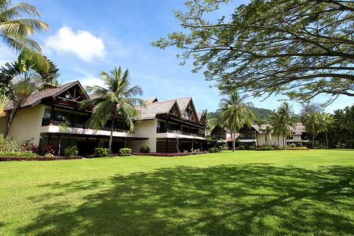 Borneo Wing Facade II
