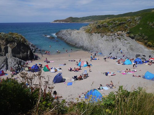 Barricane Beach Devon