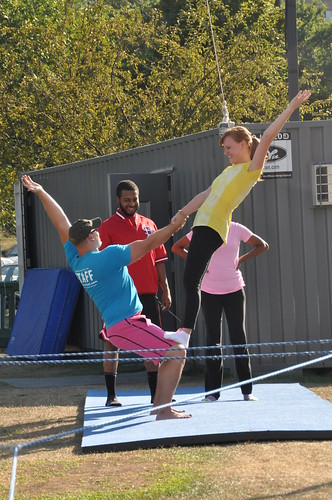 Trapeze School at Belmont Harbor