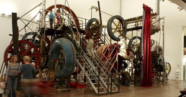 Muzeum Jeana Tinguelyho v Basileji