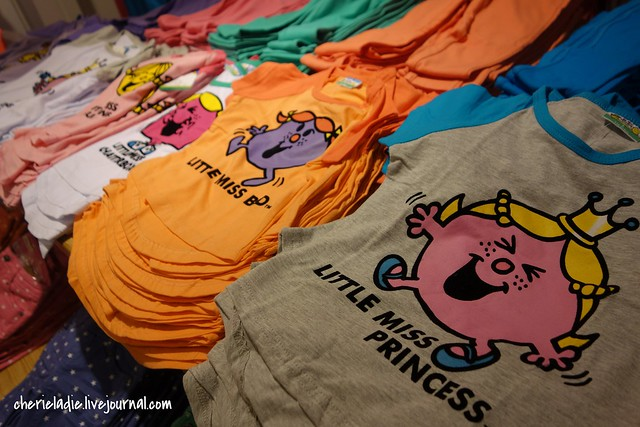 Fox Little Miss Character tees