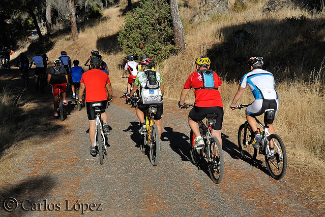 Marcha cicloturista 07