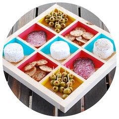 Bento Box Cheese Tray