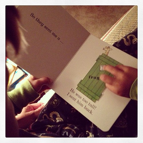 Bedtime reading. #weekinthelife #preschooler #latergram