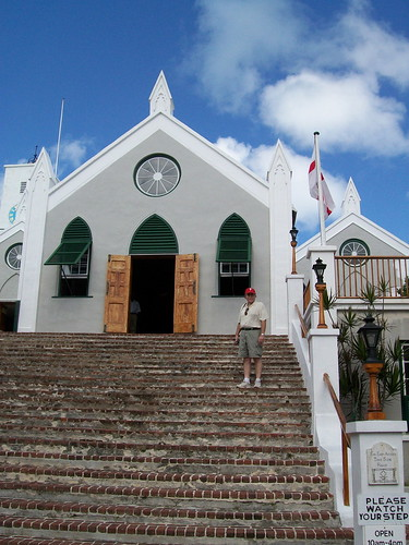 St Peter's Church, Bermuda