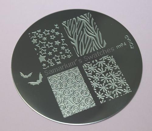 Konad m94 Stamping Plate (4)