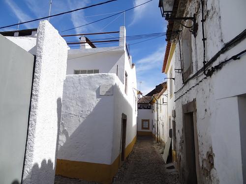 Nisa old town