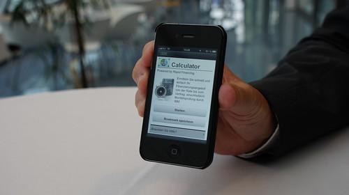 IBM Financing App