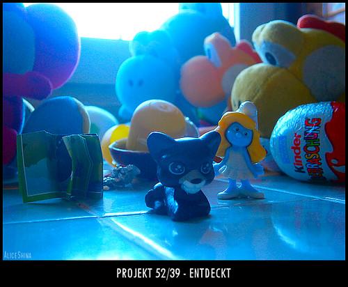 Projekt 52/39 - Entdeckt