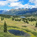 Molas Pass trailhead - between Silverton & Durango
