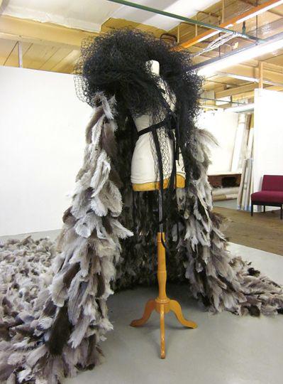 Susie MacMurray, Icarus, 2012, 5