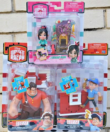 Wreck-It-Ralph haul @ TRU clearance sale