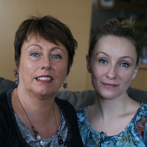 Mom and me ❤️