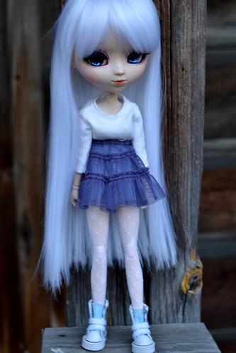 Irina's new wig