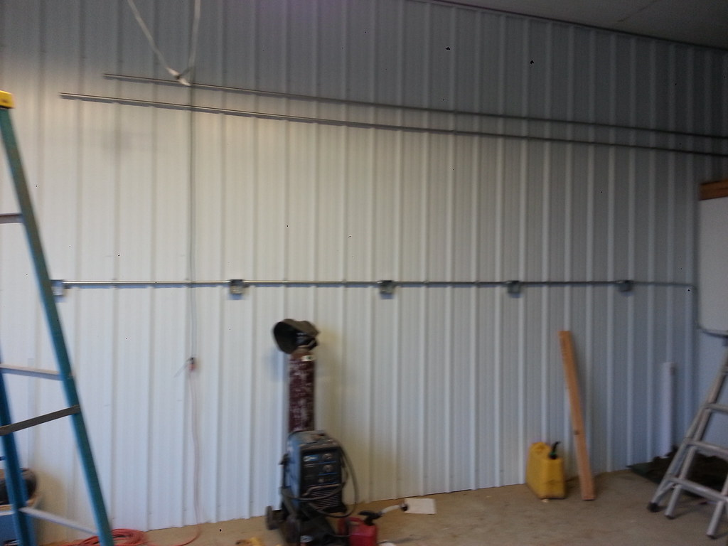 Emt Conduit Garage Day 20 Electrical Renovating Basic Wiring To Detached The Journal Board Download