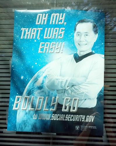 George Takei Poster