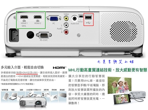 14 EPSON EH-TW5200 體驗會