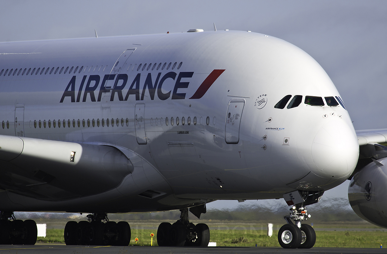 Air France Airbus A380-861 F-HPJE