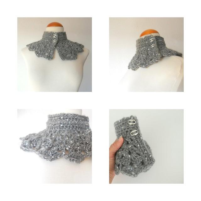 Cuello plata, detalles
