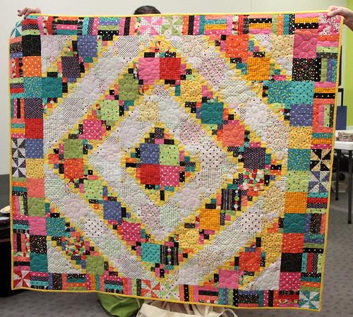 Karen C's quilt