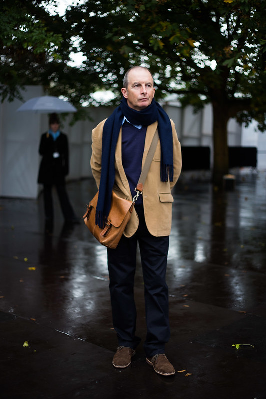 Street Style - Eirwin, Frieze Art Fair