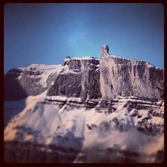 La Quille #montagne #mountain #quille #snow #valais #suisse #winter