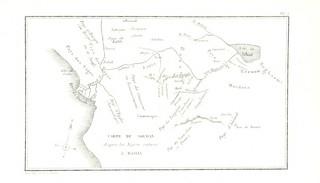 Image taken from page 71 of 'Renseignements sur l'Afrique Centrale, et sur une nation d'hommes à queue qui s'y trouverait, d'après le rapport des nègres du Soudan, esclaves à Bahia'