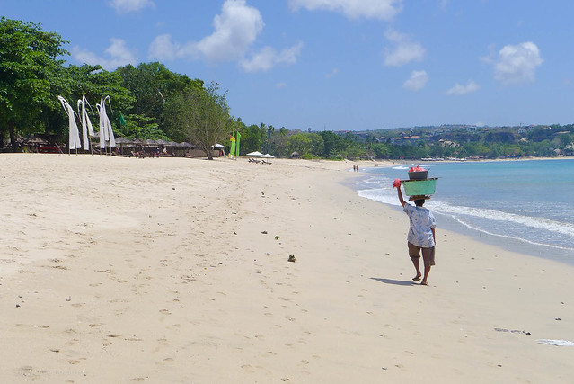 Peaceful Day on Jimbaran Bay, Bali