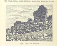 """British Library digitised image from page 430 of """"La Sicilia illustrata nella storia, nell'arte, nei paesi, etc"""""""