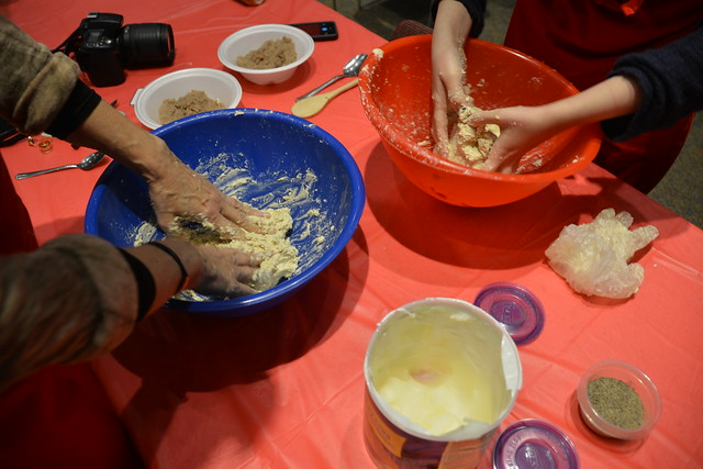 Tamale Making at Witte Museum