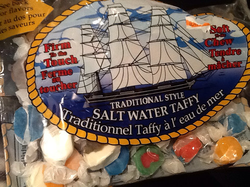 Salt Water Taffy // Big Lots! by VeganBananas