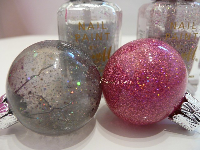 nail varnish baubles barry m 1