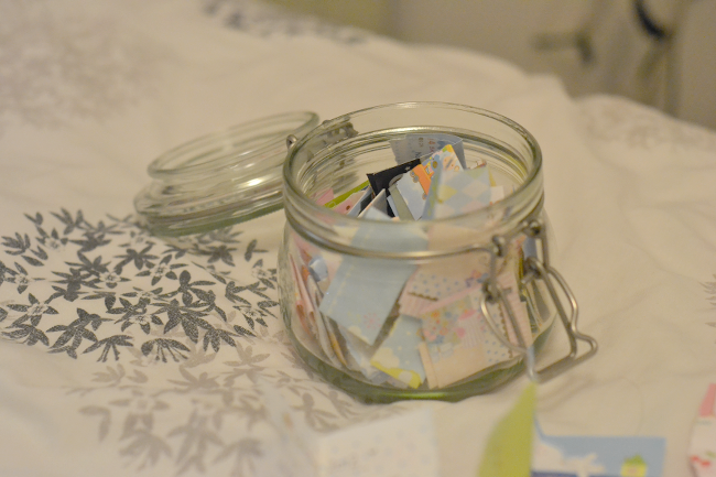 Daisybutter - UK Style and Fashion Blog: 2013 Jar Project, 2013 recap