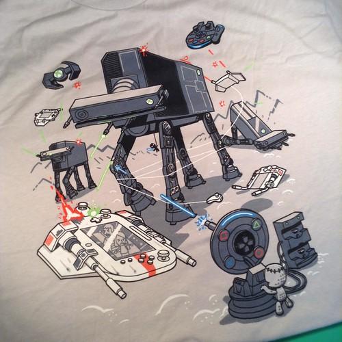 Loot Crate December 13 Shirt