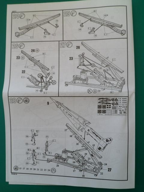 Nike Hercules Missile [Revell 1/40] 11894144156_1850a9c7cd_o
